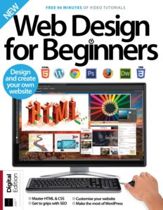 Web Design for Beginners – 13th Edition 2019