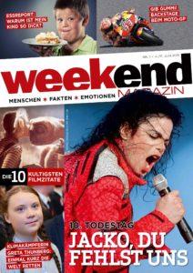Weekend Magazin – 13. Juni 2019