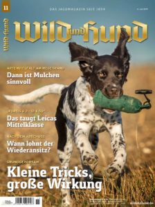 Wild und Hund – 6 Juni 2019