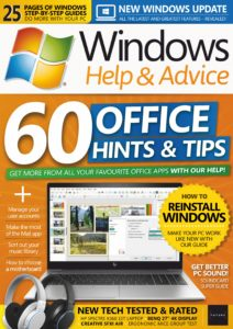 Windows Help & Advice – July 2019