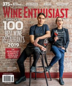 Wine Enthusiast – August 2019