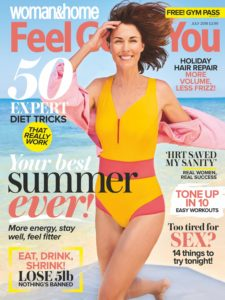 Woman & Home Feel Good You – July 2019