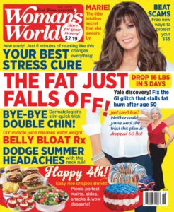 Womans World USA – July 01, 2019