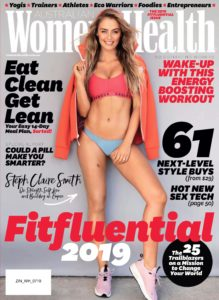Womens Health Australia – July 2019