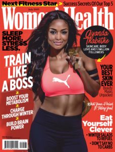 Womens Health South Africa – July 2019