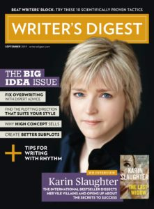 Writers Digest – September 2019