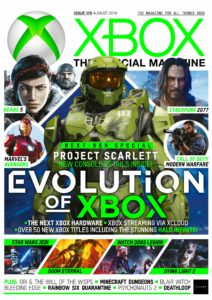 Xbox The Official Magazine UK – August 2019