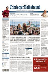 Zeitung für Konz, Saarburg und Hochwald – Juni 2019