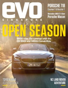 evo Singapore – May-June 2019