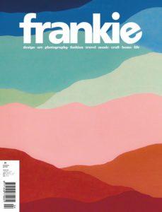 frankie Magazine – July-August 2019