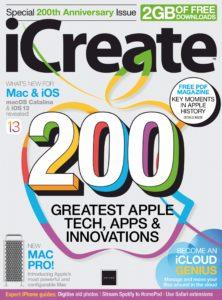 iCreate UK – July 2019