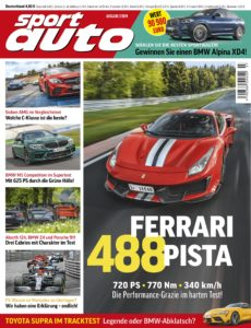 sport auto – Juni 2019