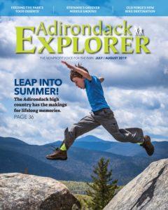 Adirondack Explorer – July-August 2019