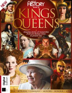 All About History- Book Of Kings & Queens – Eleventh Edition 2019