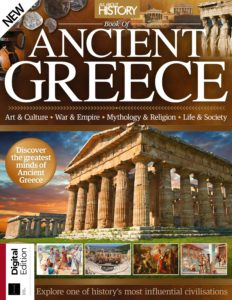 All About History Book of Ancient Greece – Third Edition 2019