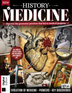 All About History History of Medicine – 2th Edition 2019