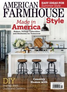 American Farmhouse Style – August 2019