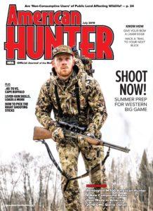 American Hunter – July 2019