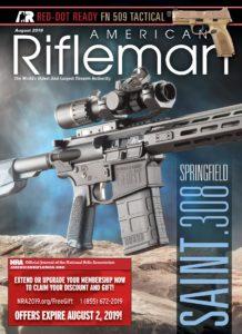 American Rifleman – August 2019