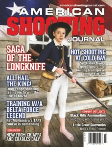 American Shooting Journal – July 2019