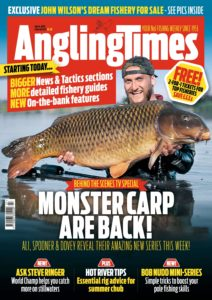 Angling Times – 09 July 2019
