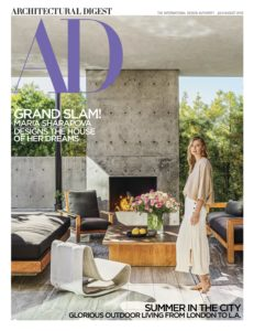 Architectural Digest USA – July-August 2019