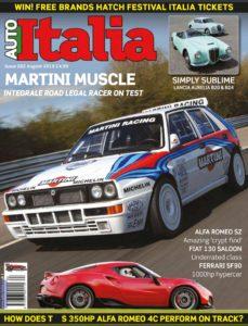 AutoItalia – August 2019
