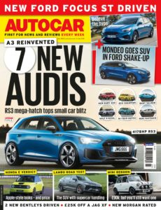 Autocar UK – 03 July 2019