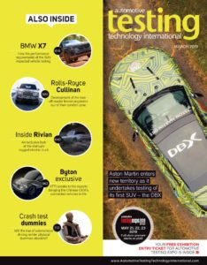 Automotive Testing Technology International – March 2019