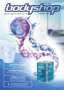 Bodyshop – July 2019