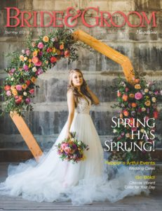 Bride & Groom – Spring 2019