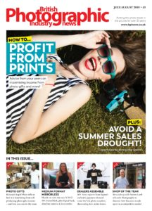 British Photographic Industry News – July-August 2019