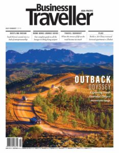Business Traveller Asia-Pacific Edition – July-August 2019