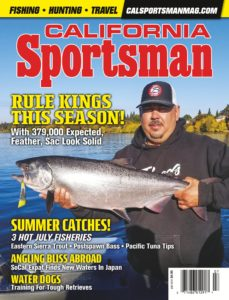 California Sportsman – July 2019
