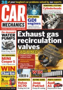 Car Mechanics – August 2019