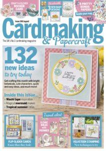 Cardmaking & Papercraft – August 2019