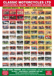 Classic Bike Guide – August 2019