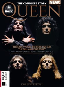 Classic Rock Special Queen – 1st Edition , 2019