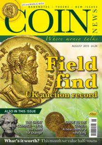 Coin News – August 2019