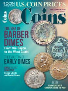 Coins – September 2019