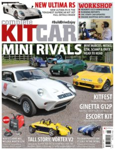 Complete Kit Car – August 2019
