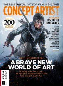 Concept Artist – 4th Edition 2019