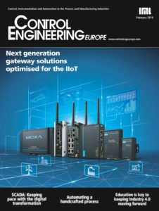 Control Engineering Europe – February 2019
