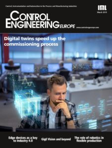 Control Engineering Europe – March 2019