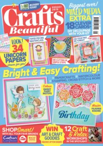 Crafts Beautiful – August 2019