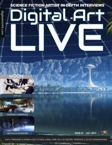 Digital Art Live – July 2019