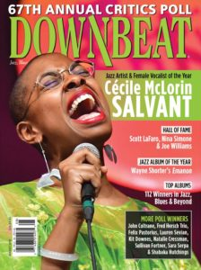 DownBeat – August 2019