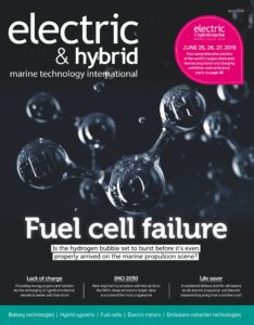 Electric & Hybrid Marine Technology International – April 2019