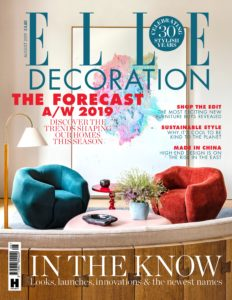 Elle Decoration UK – August 2019