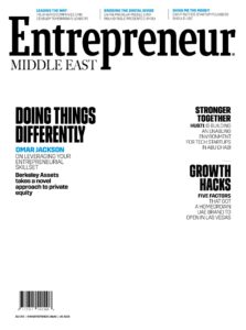 Entrepreneur Middle East – July 2019